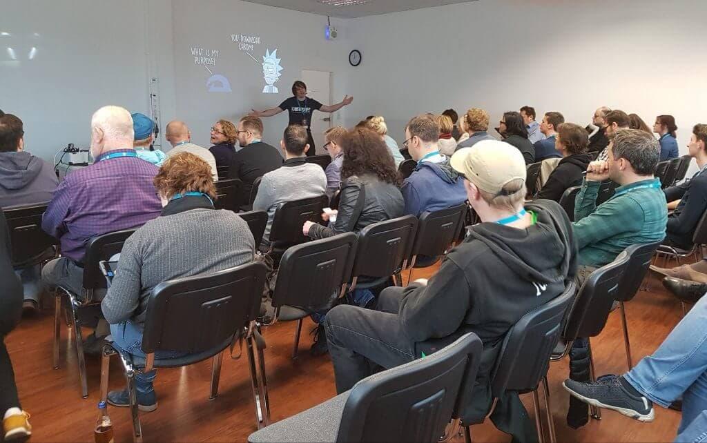WordCamp Köln Recap - Turn the SWAG on!