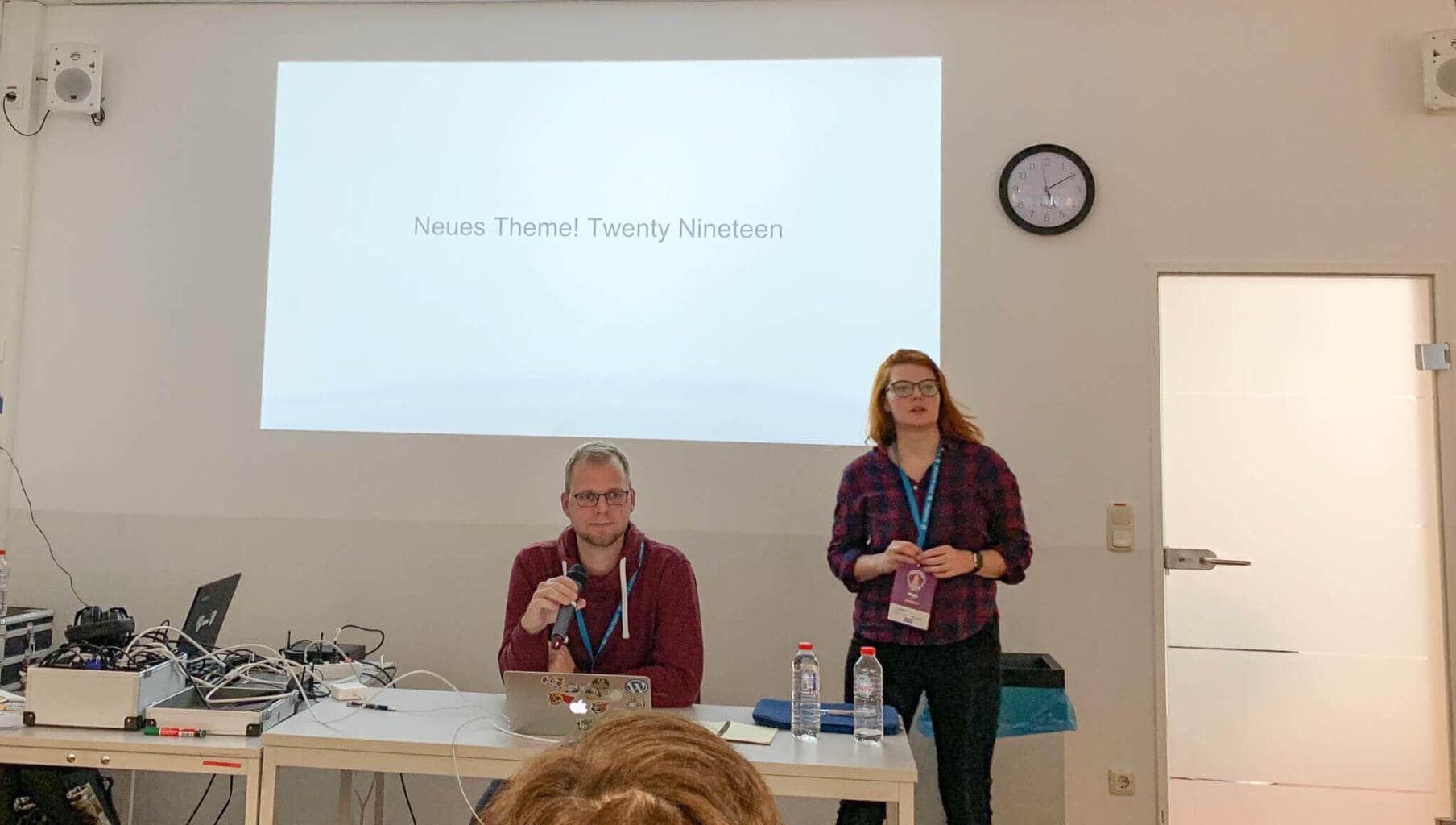 WordCamp Cologne 2018_Maja Benke_Soeren Wrede