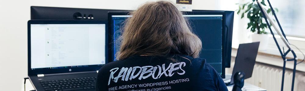 WordPress hohe Last – Hosting
