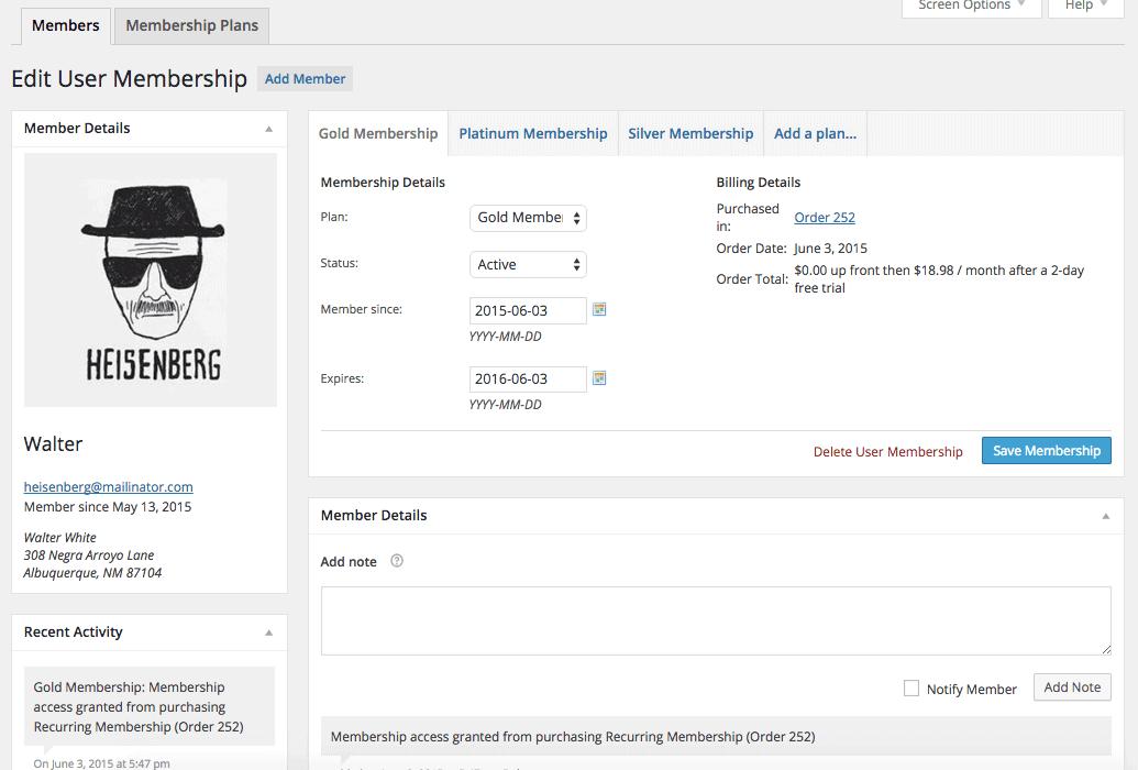 WooCommerce Afiliações