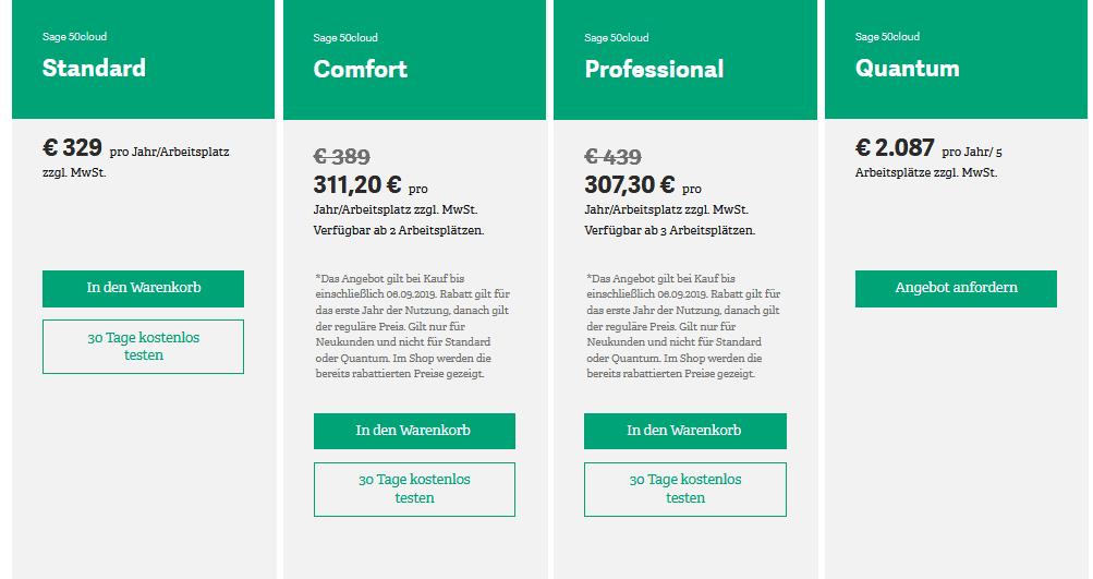 preços lendários - 4 módulos