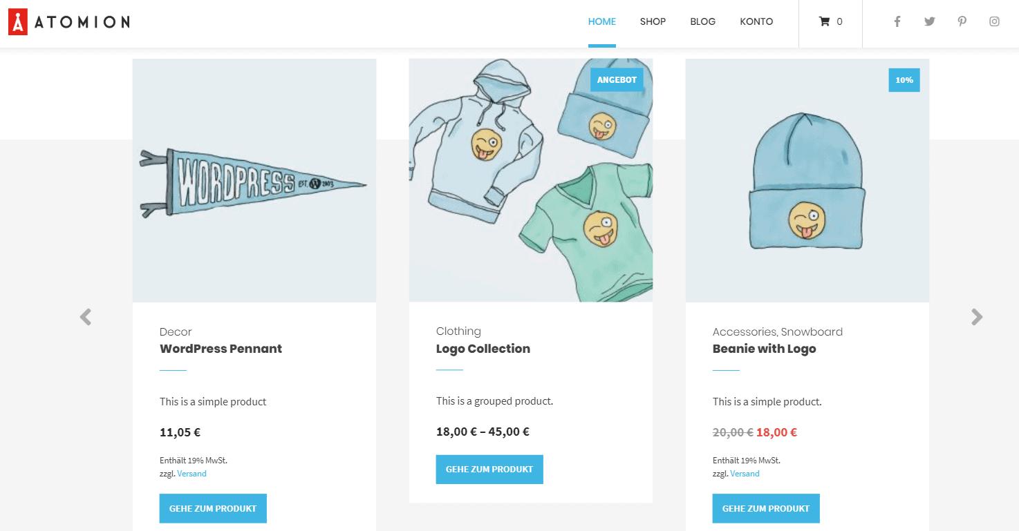 Tedesco WooCommerce Theme