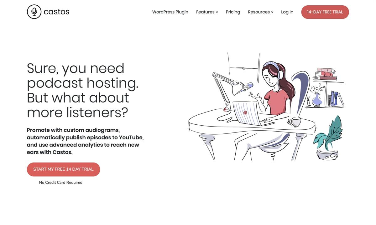 Tout ce que vous devez savoir pour commencer votre podcast et WordPress  vous lancer