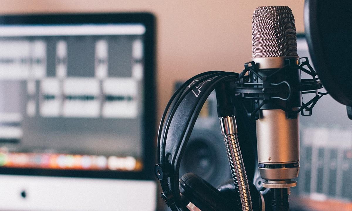 équipement de podcast ausrüstung